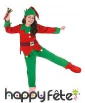 Costume de petit Elfe de Noël pour enfant, image 4