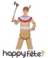 Costume de petit indien