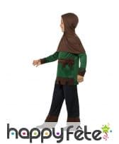 Costume de petit robin des bois pour enfant, image 1