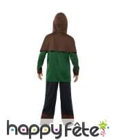 Costume de petit robin des bois pour enfant, image 2