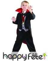 Costume de petit vampire pour enfant, image 3