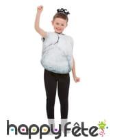 Costume de pierre fendue pour enfant, rock, image 2