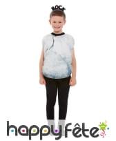 Costume de pierre fendue pour enfant, rock