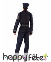 Costume de policier pour ado, image 2