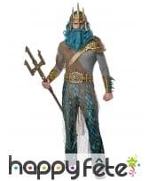 Costume de poseidon pour adulte