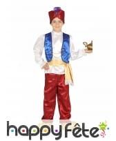 Costume de prince du désert pour enfant