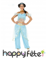 Costume de princesse du désert pour femme