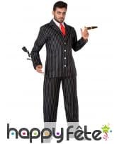 Costume du parrain pour homme