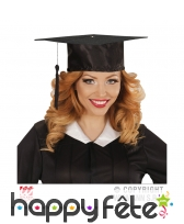 Chapeau de remise de diplôme