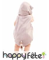 Combinaison de raton laveur pour bébé, image 1