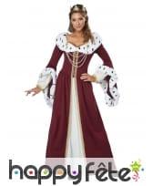 Costume de reine enchantée pour femme, image 1