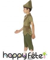 Costume de robin des bois pour enfant, image 2