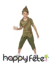 Costume de robin des bois pour enfant