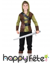 Costume de Robin pour petit garçon