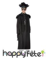 Costume de roi corbeau pour homme, image 1