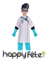 Costume de Romeo Pyjamasques pour garçon
