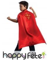 Cape de Superman pour garçon