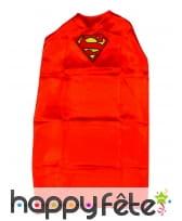 Cape de Superman taille enfant