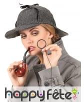 Chapeau de Sherlock Holmes, image 1