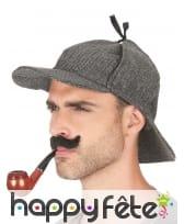 Chapeau de Sherlock Holmes, image 2