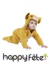 Combinaison de Simba pour bébé