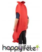 Costume de saucisse pour adulte, image 2