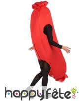 Costume de saucisse pour adulte, image 3