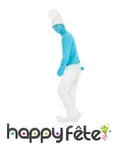 Costume de Schtroumpf pour adulte, image 1