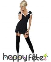 Costume de secrétaire sexy, image 1