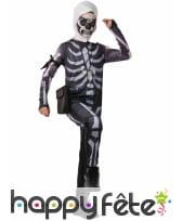 Costume de Skull Trooper pour ado, Fortnite, image 1