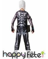 Costume de Skull Trooper pour ado, Fortnite, image 2