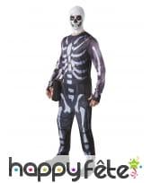 Costume de Skull Trooper pour ado, Fortnite, image 3