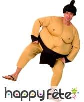 Costume de Sumo en mousse