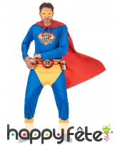 Costume de Super Buveur