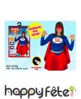 Costume de super héro personnalisable pour femme, image 1