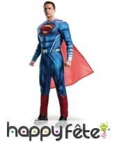 Costume de Superman, Justice League pour adulte
