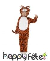 Combinaison de tigre pour enfant, image 1