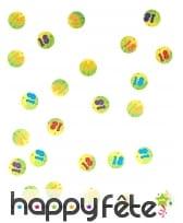 Confettis de table âge de 2,5cm, image 1