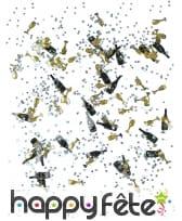 Confettis de table bouteilles et flutes, 14g, image 1