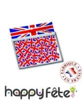 Confettis de table drapeau Angleterre, image 2