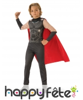 Costume de Thor pour enfant, modèle classique