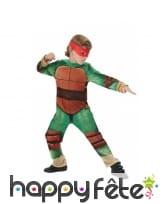 Costume de tortue Ninja pour enfant