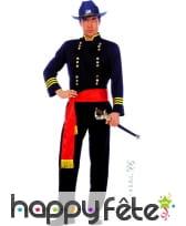 Costume d'un général nordiste