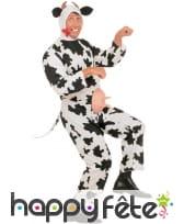 Costume de vache avec pi humoristique, image 1