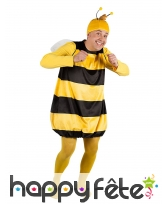 Costume de Willy Maya l'Abeille taille adulte, image 1