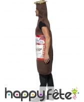 Costume en bouteille de bière, image 3