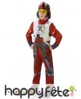 Costume enfant de Poe X-Wing Fighter, luxe