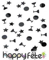 Confettis étoiles et coupes de 1cm, image 4