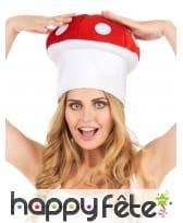 Chapeau en forme de champignon, image 1