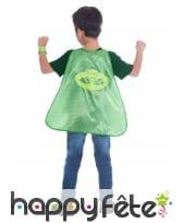 Cape et masque de Gluglu Pyjamasques pour enfant, image 1